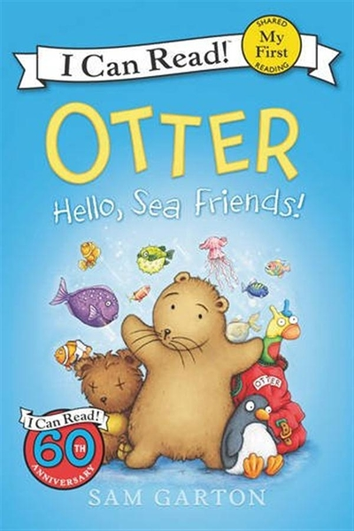 An I Can Read My First I Can Read Book: Otter: Sea Friends!