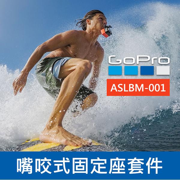 【完整盒裝】GoPro 原廠 嘴咬式固定座 ASLBM-001 漂浮 Floaty HERO 7 6 5 穿戴式 公司貨