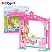 玩具反斗城 BARBIE 芭比 雀兒喜與寵物旅遊組