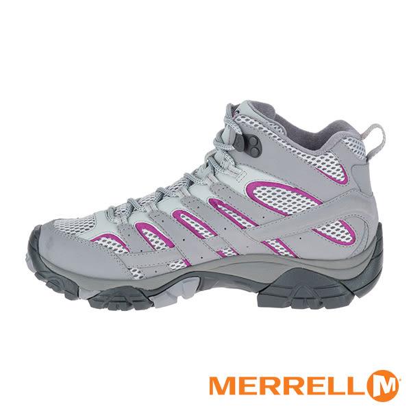 MERRELL MOAB 2 MID GORE-TEX@ 女 高筒登山鞋 ML06068