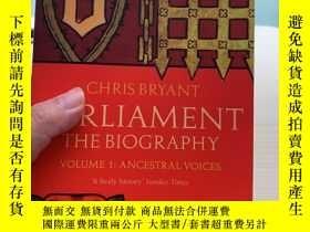 二手書博民逛書店Parliament:罕見The BiographyY236663 Chris Bryant (Author)