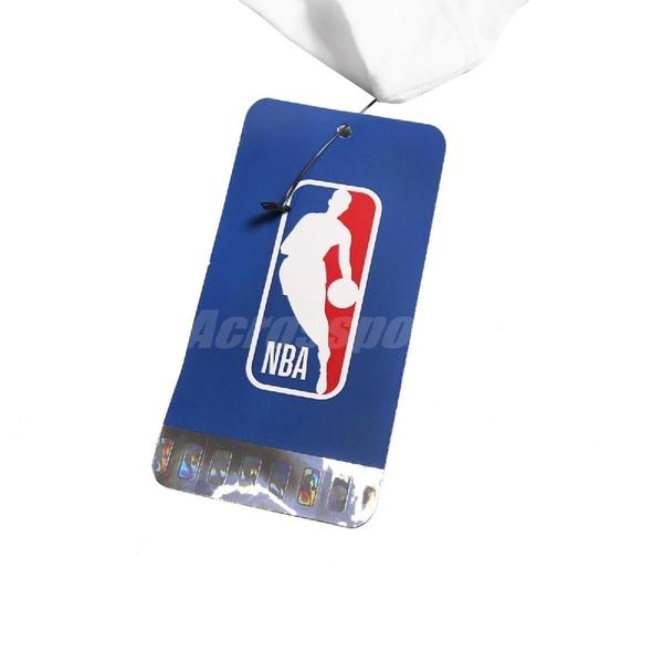 Nike 短袖T恤 Kyrie Irving Brooklyn Nets 白 彩色 男款 短T 籃球 運動休閒 【ACS】 BV8746-100