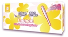 凱娜導管式衛生棉條-普通型12入