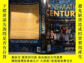 二手書博民逛書店Cinematic罕見Century An Intimate D