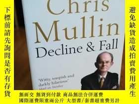 二手書博民逛書店Decline罕見& FallY12800 Chris Mull
