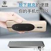 無線充電接收器6s蘋果7貼片小米8超薄iPhone6快充六華為p20pro 聖誕節全館免運