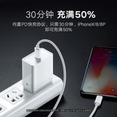 蘋果X快充29W充電器頭iphone8/8plus手機usb-c/PD插頭MacBook 創想數位