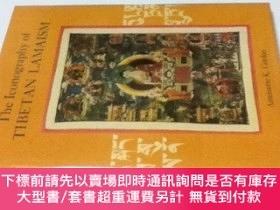 二手書博民逛書店英文)チベットラマ教の圖像學The罕見Iconography of Tibetan Lamaism, revise