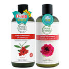 沛特斯有機成份茶樹控油洗髮 + 潤絲超值...