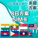 GLOBAL WiFi 亞洲SIM卡 4...