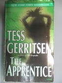 【書寶二手書T2/原文小說_HMV】The Apprentice_Gerritsen, Tess