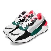 Puma 休閒鞋 RS 9.8 Space 黑 綠 女鞋 運動鞋 【PUMP306】 37023004