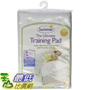 [美國直購] Summer Infant 94420 Ultimate Training Pad - Twin Mattress 38吋 x 28吋 尿布墊/尿片墊