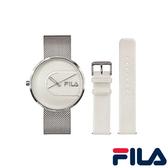 【FILA 斐樂】/手錶套組(男錶 女錶 Watch)/38-178-001-SetA/台灣總代理原廠公司貨兩年保固