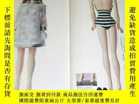二手書博民逛書店Doll罕見Encyclopedia book vintage collection Barbie Licca-c