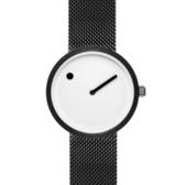新概念指針創意手錶 簡約男女INS日系學生潮流蟲洞炫酷個性