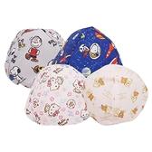 安全帽內襯(1入) 史努比/Hello Kitty/拉拉熊&牛奶妹 款式可選 【小三美日】三麗鷗授權
