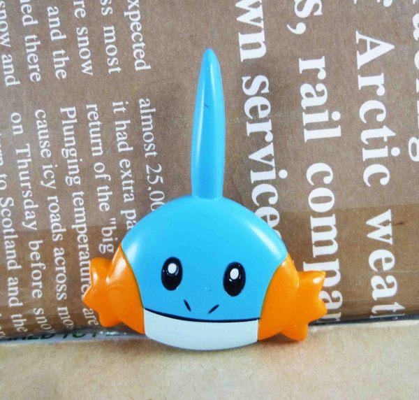 【震撼精品百貨】神奇寶貝_Pokemon~磁鐵-水躍魚