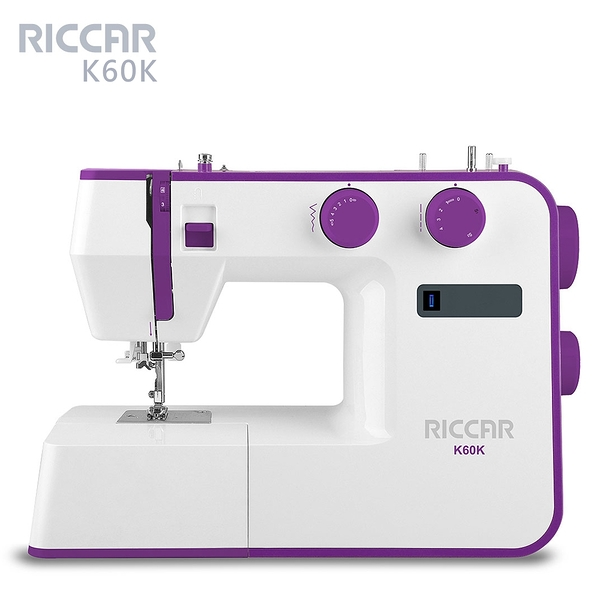 RICCAR立家K60K機械式縫紉機 原價7980