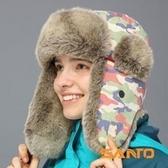 Santo雷鋒帽冬天戶外防寒帽保暖帽蒙古帽(輕薄版)M-30系列M-30,深灰