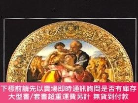 二手書博民逛書店The罕見Uffizi: Guide to the Collections and Catalogue of Al