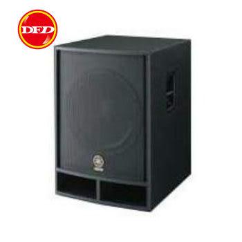 山葉YAMAHA R118W 專業18吋低音喇叭 公貨 (單支)