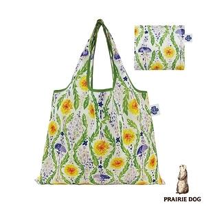 日本 Prairie Dog 設計包/環保袋/購物袋 - 蒲公英