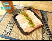 【鮮匠海鮮】【(非組合肉)嚴選優質豬五花肉片(500g)】,冷凍食品,可煮火鍋、烤肉