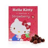 Hello Kitty 草莓果乾 41g/盒