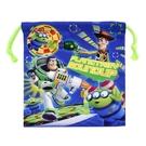 【日本進口正版】玩具總動員 束口袋 收納袋 抽繩束口袋 皮克斯 迪士尼 Disney - 072440