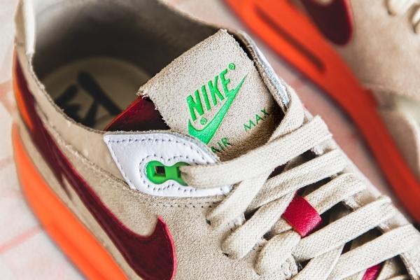 IMPACT CLOT x Nike Air Max 1 Kiss of Death 死亡之吻 DD1870-100