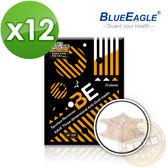 【醫碩科技】藍鷹牌 台灣製 NP-3DFBA*12 立體型成人防塵口罩 水針布 文青款 25片*12盒  免運費