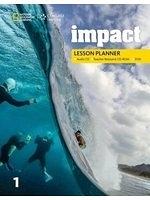 二手書博民逛書店 《Impact 1: Lesson Planner》 R2Y ISBN:9781305873612