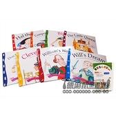 雙語名人傳記精選(8書+8國台語CD+8英語CD)(年代較久部份泛黃,可接受再下訂單)