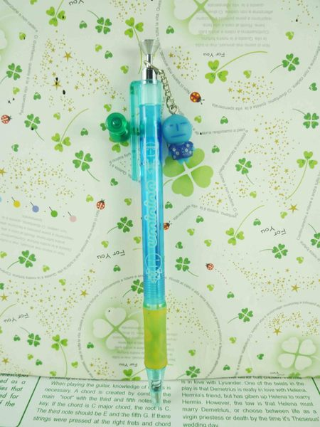 【震撼精品百貨】藍海寶寶~造型原子筆-光頭