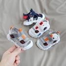男寶寶涼鞋夏季嬰兒