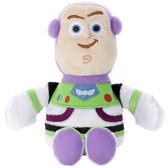 【麗嬰國際】迪士尼 皮克斯 玩具總動員 豆豆絨毛 巴斯光年_TA23574 胡迪 三眼怪 保證正版