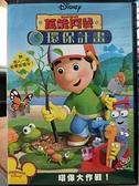 挖寶二手片-0B04-828-正版DVD-動畫【萬能阿曼 環保計畫】-迪士尼 國英語發音(直購價)