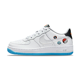 Nike Air Force 1 Low (GS) 大童 白 經典 運動 AJ1 休閒鞋 DM8088-100