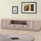 【Homelike】斑斑6尺電視櫃 -原木色