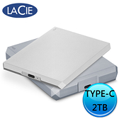 LaCie Mobile Drive USB-C 2TB USB3.0 外接硬碟