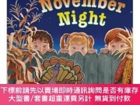 二手書博民逛書店Calendar罕見Mysteries #11: November NightY454646 Ron、John