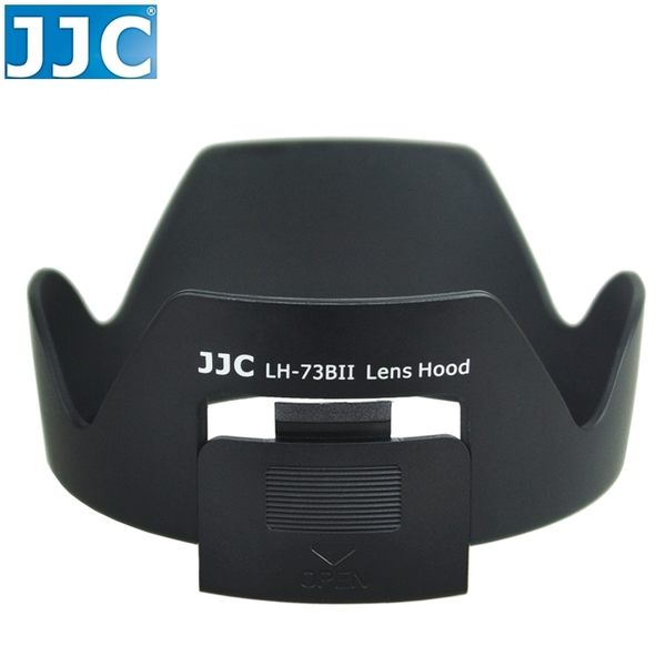 又敗家@JJC佳能18-135mm f/3.5-5.6 17-85mm IS STM Canon副廠遮光罩相容原廠Canon遮光罩EW-73B遮光罩EW73B