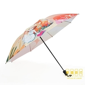 強抗風雙人折疊堅固三折男女通用晴雨傘【輕奢時代】