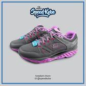 Skechers 慢跑鞋 SRR PRO RESISTAN 灰紫 足弓 88888037CCPR -SPEEDKOBE-