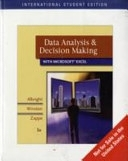 二手書博民逛書店《Ise Pkg Data Analysis Decision Making+ Stdt Cd + Infotr Tool》 R2Y ISBN:0324360835
