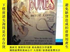 二手書博民逛書店Bones:罕見A Forensic Detective s CasebookY307751 Douglas