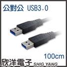USB3.0 專業級超高速傳輸線(CVW...