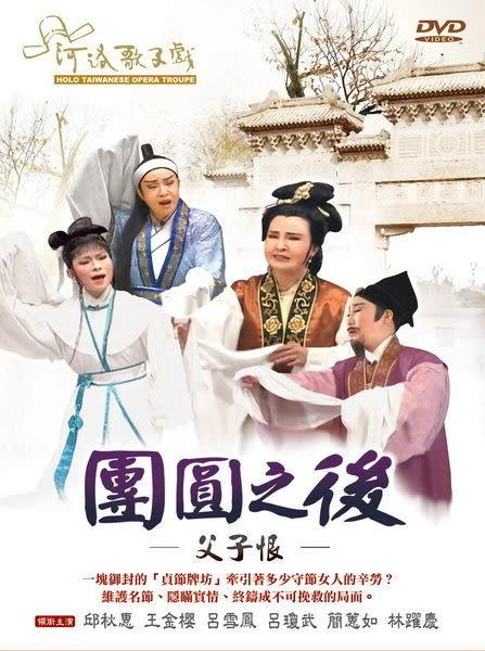 河洛歌子戲  團圓之後 父子恨 DVD ((購潮8)