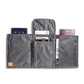 護照包家庭多功能防水證件收納包掛脖機票旅行護照夾手機袋斜背包 伊蘿鞋包